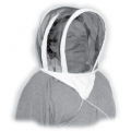 Hatless Veil with Drawstring
