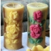 Rose Pillar Mold