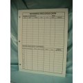 Colony Record Management - Sales Pad