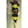 Honeybee with Hat