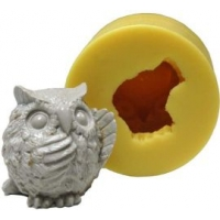Wise Owl Mold