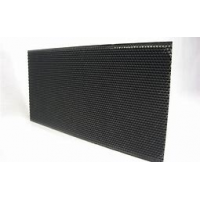 "Plastic 8 1/2"" Beeswax Coated/Black"