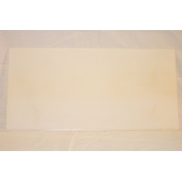 "Plastic 5 5/8"" Beeswax Coated Sheets"